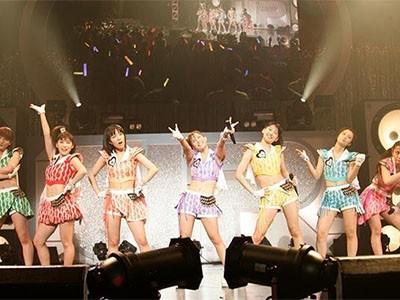 アップアップガールズ(仮)中野サンプラザ公演Blu-rayで発売決定!!