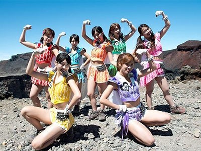 富士山 山頂頂上決戦(仮)レポート「富士の火口前で決行!大成功!」