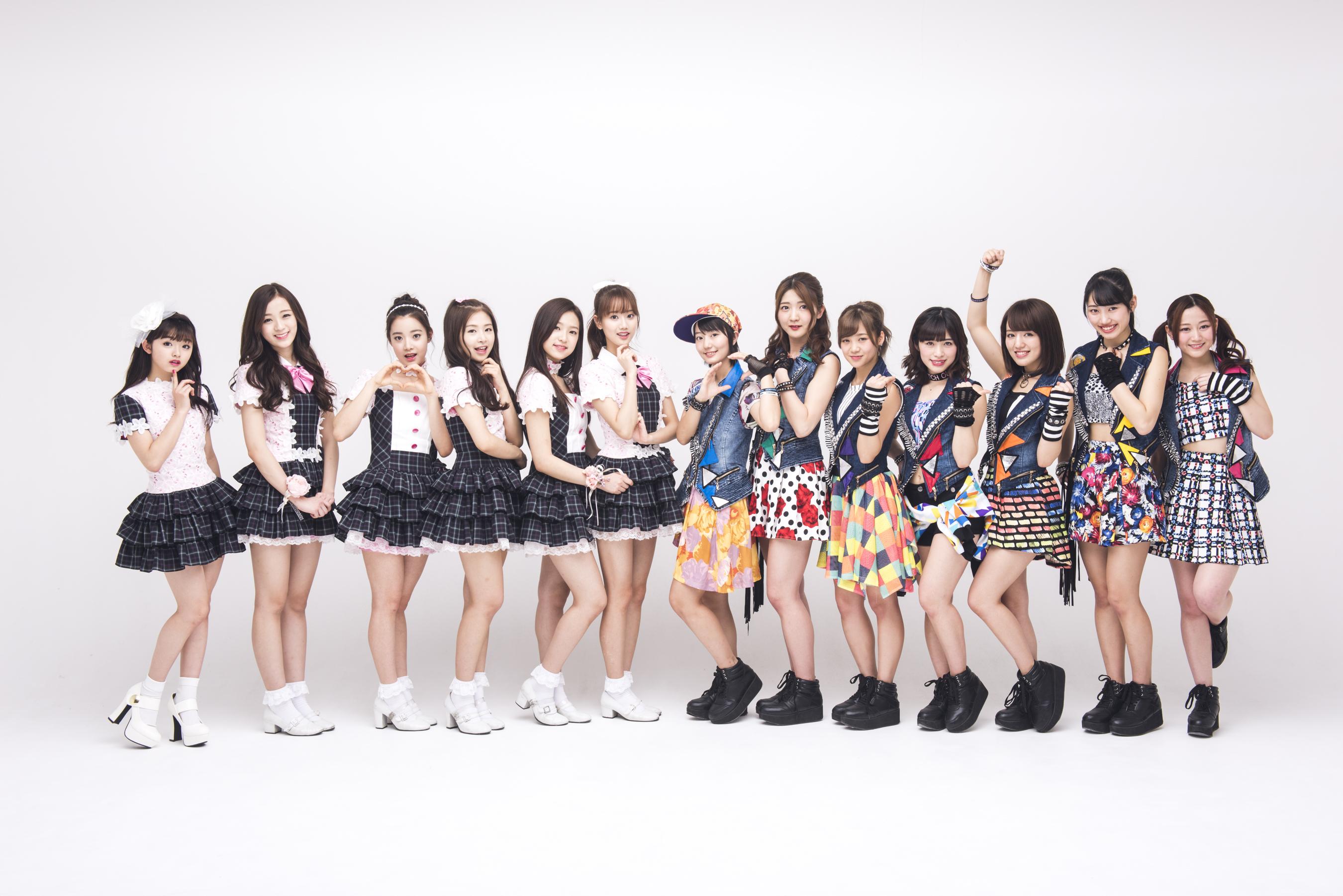 日韓のアイドルに急接近♡