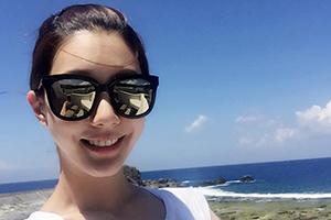 Emily、台湾の緑島郷でダイビングにチャレンジ!