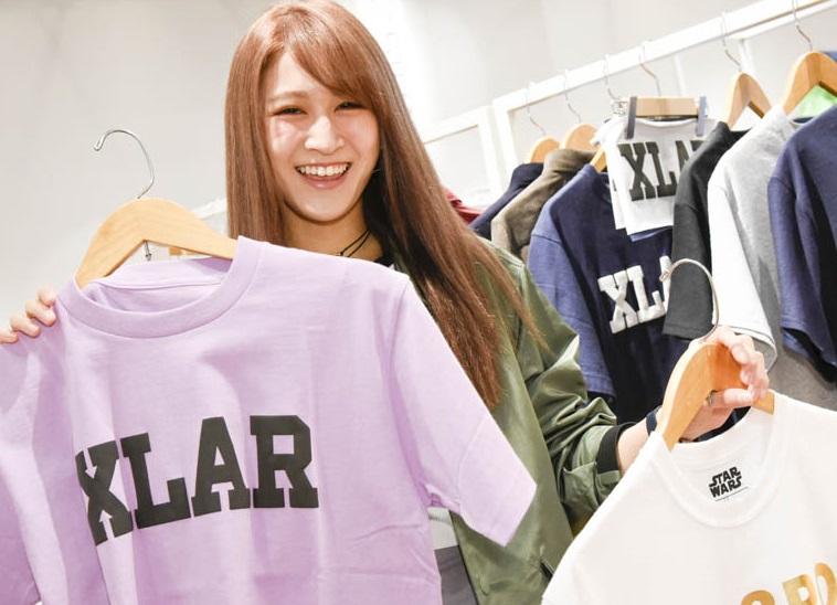 XLARGEの最新コレクション展示会に潜入!!