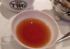 仏紅茶 パリブレックファーストティー その①フランスへの夢が膨らみます!