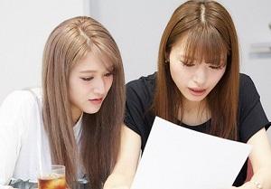 チャオベラ 韓国語真剣練習と日韓アイドルサミットへの思い