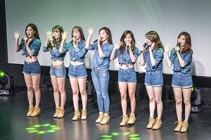 RAINBOW『日韓アイドルサミット in SEOUL』フォトレポート
