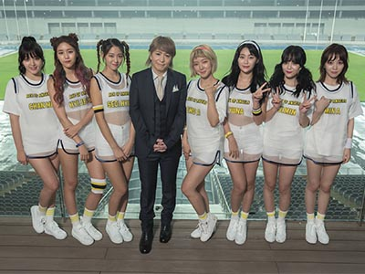 AOA、日本2ndアルバムに『WOW WAR TONIGHT 〜時には起…