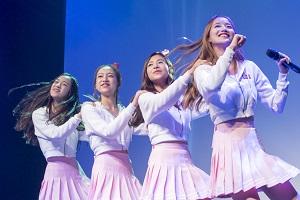 Aprilから初の日本単独公演「DREAM LAND」開催へメッセージが…
