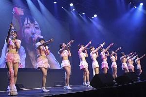 モーニング娘。'16の台湾公演はアジアのファンで大盛況!