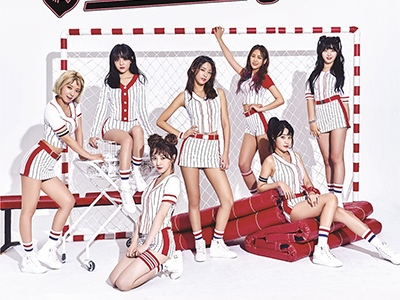 11月30日リリース、AOA待望の日本2ndアルバム『RUNWAY』のテ…