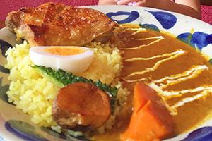沖縄県で1番好きなカレー屋さん「沖縄黒糖カレーあじ…