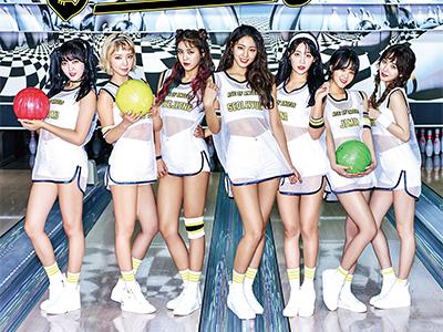 AOA、日本2ndアルバム『RUNWAY』のiTunesプリ・オーダース…
