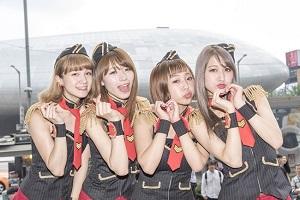 チャオベッラチンクエッティがソウル・東大門にてストリートライブ!!