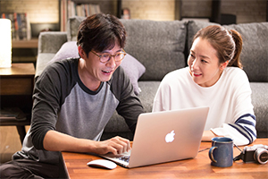 チェ・ジウ×ユ・アイン×カン・ハヌルが贈る映画「ハッピーログイン」リリー…