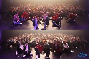 韓国の6人組ボーイズグループ・TEEN TOP、クリスマスコンサ…