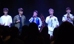 BEATWINと過ごすクリスマス♡『Christmas LIVE and…