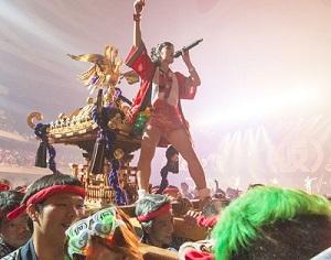 日本武道館に浅草三社祭から本当に神輿が来た!「みーこし」に完全密着配信開…