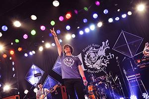 加藤和樹のデビュー10周年ライブファイナルをニコ生で独占生中継、 その模…