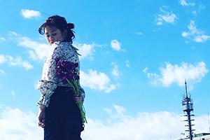 【GF撮影】菅谷梨沙子の撮影風景をほんの少しお届け…