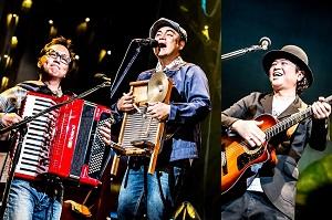 BEGIN、ツアーファイナルでブラジル音楽「マルシャ」を取り入れたアルバ…