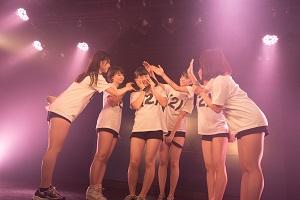 アプガ(2)お披露目公演で新井愛瞳が背中を押した「胸をはって前に進め!」