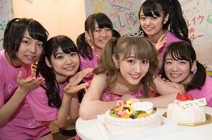 アプガ(2)から古川小夏パイセンに愛のメッセージ動画が届きました!