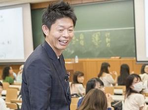 島田秀平【大妻女子大学講義総集編②】感情線・生命線…